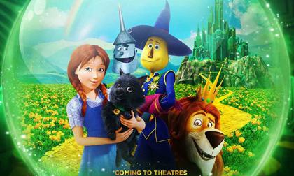'Dorothy trở lại' - phim hoạt hình 3D đầy màu sắc cho tháng 9