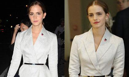'Phù thủy' Emma Watson sang trọng và thanh lịch khi dự sự kiện