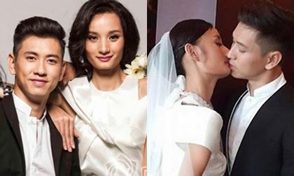 Thêm ảnh cưới đẹp lung linh của Lê Thúy và chồng Việt kiều