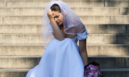 Ngỡ ngàng vì phát hiện mình là 'tập 2' trong ngày cưới