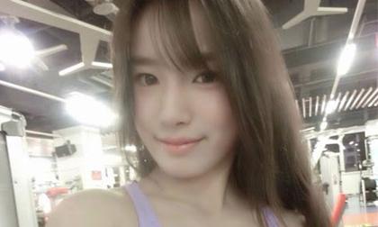 Cư dân mạng TQ phát sốt với 'hot girl thể hình'