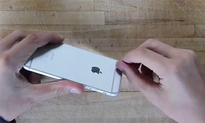 IPhone 6 với camera lồi và cách giải quyết của giới trẻ