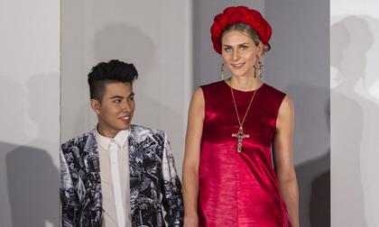 NTK 9X Việt tỏa sáng trên sàn diễn 'London Fashion Week'