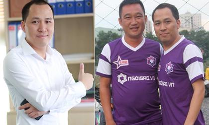 GĐĐH Ngôi Sao FC Ngô Văn Quỳnh - Doanh nhân mê bóng đá