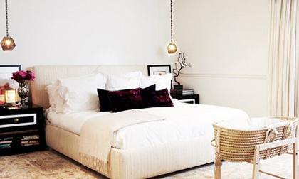 Màu sắc siêu lý tưởng cho phòng ngủ
