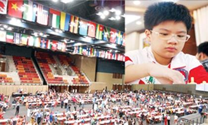 Cậu bé Việt trở thành tân vô địch U12 cờ vua thế giới