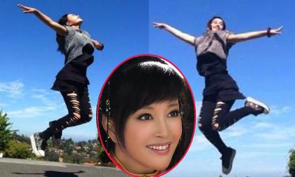 Lưu Hiểu Khánh U60 bay nhảy như thanh niên