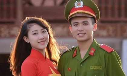 Những nam sinh cảnh sát điển trai như mỹ nam Hàn Quốc