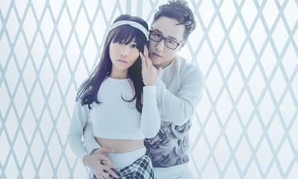 Hằng Bingboong 'kết đôi' cùng 'thánh mưa' Trung Quân Idol