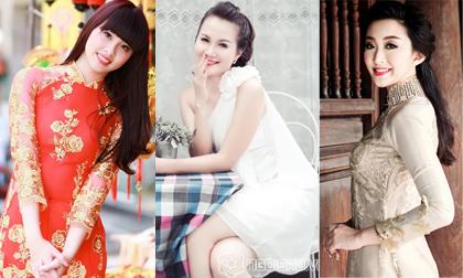 Thêm loạt thí sinh nổi bật của 'Hoa hậu Việt Nam 2014'
