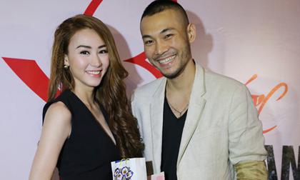 Ngân Khánh 'cười tít mắt' bên chồng sắp cưới của Quỳnh Nga