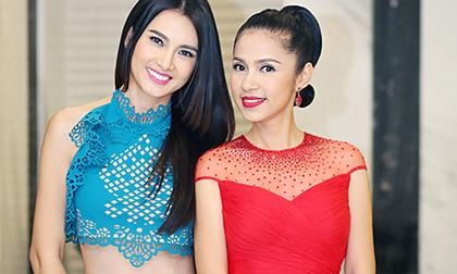 """Việt Trinh khoe nhan sắc """"vượt thời gian"""" cạnh đàn em Anh Thư"""