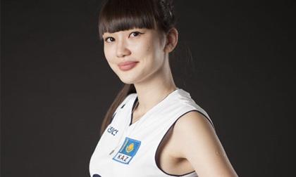 Sabina - 'Nữ thần bóng chuyền' đến Việt Nam
