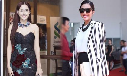 Sao Việt tỏa sáng với thương hiệu thời trang trong nước