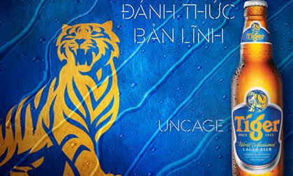 Cùng Tiger Beer đánh thức bản lĩnh giới trẻ Việt Nam