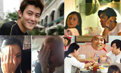 Trương Bá Chi vướng tình tay ba do Trần Quán Hy mai mối?