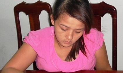 Cô gái bỏ thuốc mê vào ly nước trộm tài sản khắp Quảng Nam