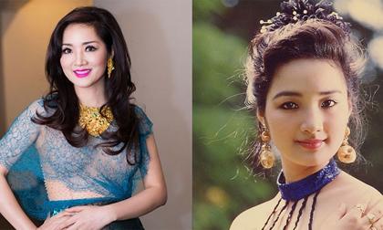 Ngưỡng mộ nhan sắc bao năm không đổi của những hoa hậu Việt