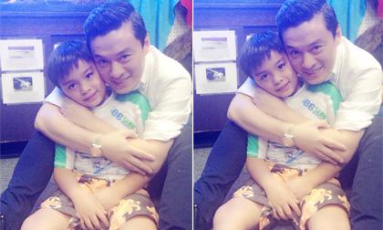 Lam Trường khoe ảnh bình yên bên con trai sau khi bị cướp