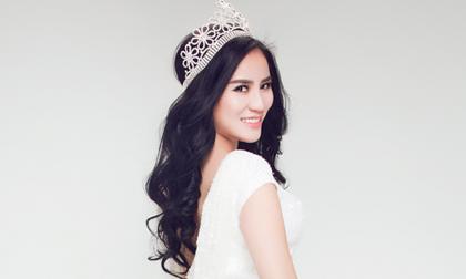 Á hậu Trúc Phương - 'Biểu tượng' nữ hoàng sắc đẹp