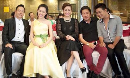 Bầu Hoà cùng dàn người đẹp gây chú ý tại Cuộc thi người đẹp TP. Hồ Chí Minh 2014