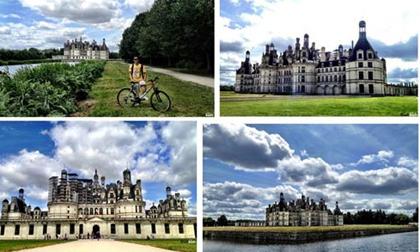 Khám phá nơi ngự trị của 300 lâu đài tuyệt đẹp