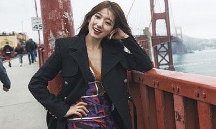 Park Shin Hye đẹp quý phái trên tạp chí InStyle