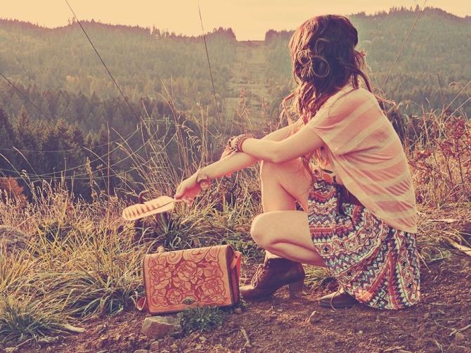 Yêu anh... và chiếc váy hồng