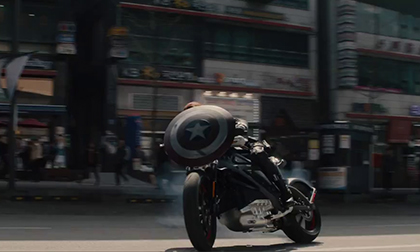 Teaser trailer 'Avenger: Age of Ultron'