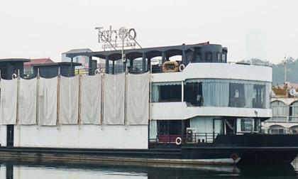 Vũ trường ngụy trang trong du thuyền bỏ hoang