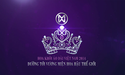 18 người đẹp Hoa Khôi Áo Dài Việt Nam 2014