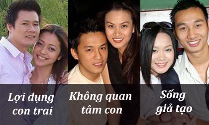 Những mỹ nam Việt bị vợ cũ 'bôi xấu' sau ly hôn