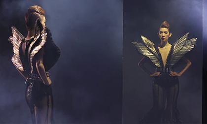 Vietnam's Next Top Model 2014 tung hình hiệu hấp dẫn