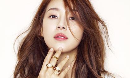 Ngắm vẻ đẹp thanh lịch của quý cô Han Ji Hye