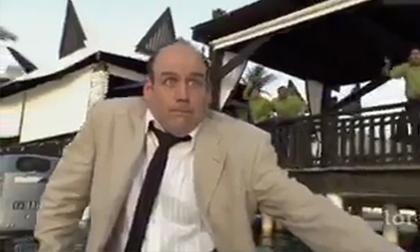 'Anh hùng' bỏ chạy sau khi thấy hóa đơn