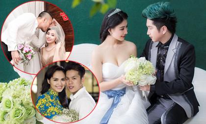 Những đám cưới sao Việt được mong đợi nhất năm 2014