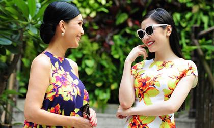 Người đẹp Diễm My, Tường Vy rạng rỡ và sang trọng tại F-Fashion