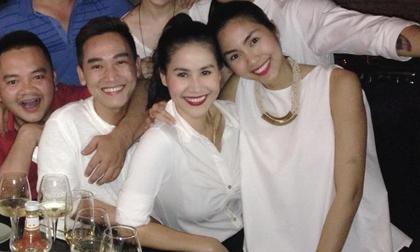 Rò rỉ ảnh hiếm trong tiệc sinh nhật của Tăng Thanh Hà