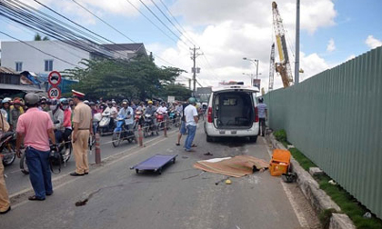 Kinh hoàng những vụ thai phụ tử vong vì tai nạn giao thông