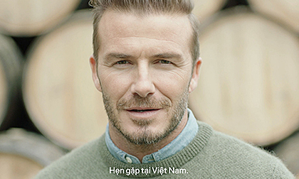 Lộ tin David Beckham sắp đến Việt Nam?