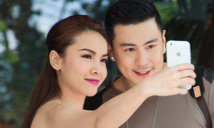 Yến Trang khoe dáng gợi cảm bên 'siêu sao số 1' của Thái