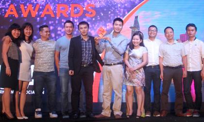 Zalo nhận giải thưởng quốc tế danh giá Smarties