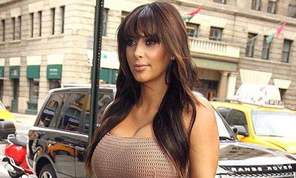 Kim 'siêu vòng ba' 'lỡ miệng' xác nhận đang mang thai lần hai