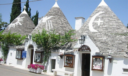 Ghé thăm 7 ngôi làng có kiến trúc kì lạ nhất thế giới
