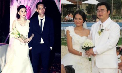 6 cặp sao Việt âm thầm tổ chức đám cưới