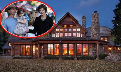 Nhà cũ của Tom Cruise và Katie được rao bán 120 tỷ đồng