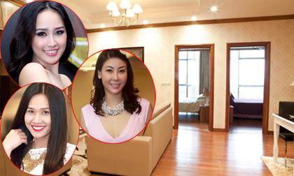 Soi nhà bạc tỷ của dàn Hoa hậu Việt