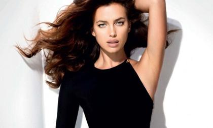 Siêu mẫu Irina Shayk khoe dáng 'nuột nà' trên Glamour
