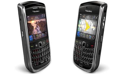 Blackberry 9650 nhập Mỹ giá chỉ 1,3 triệu đồng!