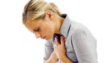 Nguy hiểm 'chết người' từ chứng đau tức ngực